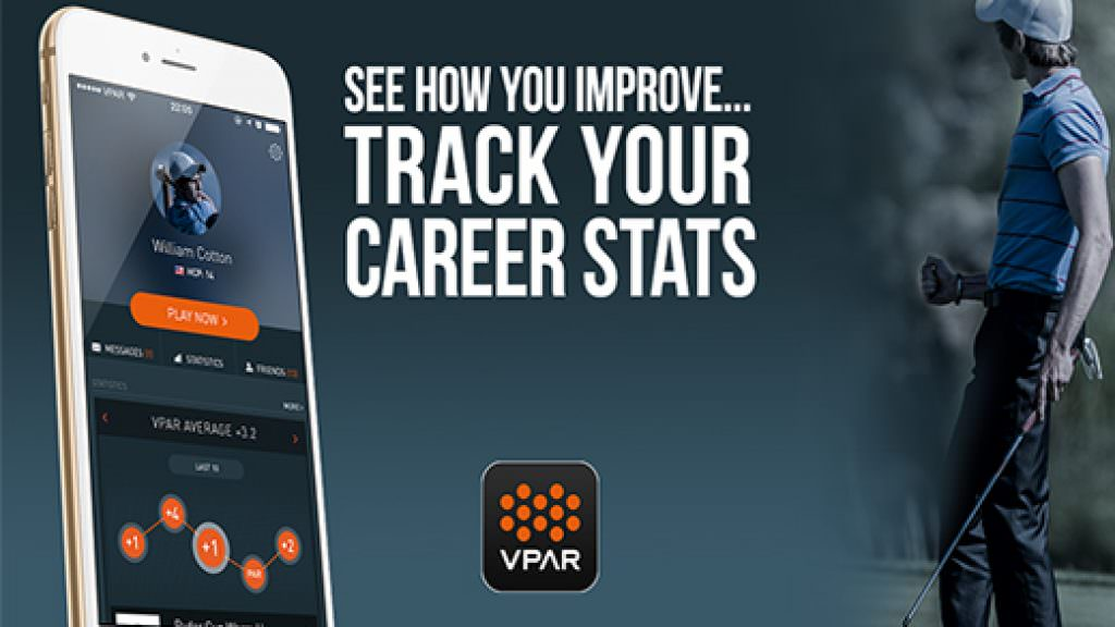 Golf tech: Use the VPAR app to track your scores