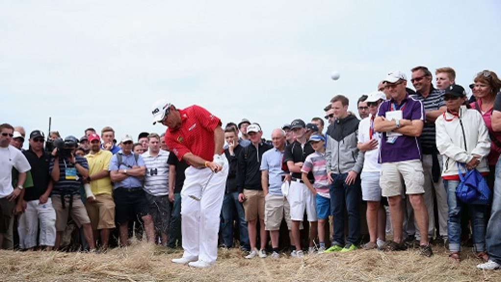 Open Golf: How Westwood lost The Open