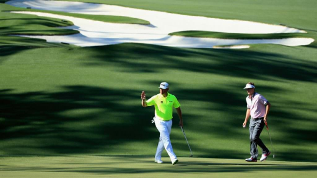 Commentary: Stoic Westwood keeps coming back for more
