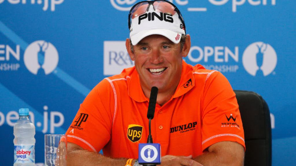 Open Golf: Relaxed Westwood eyes first Major title