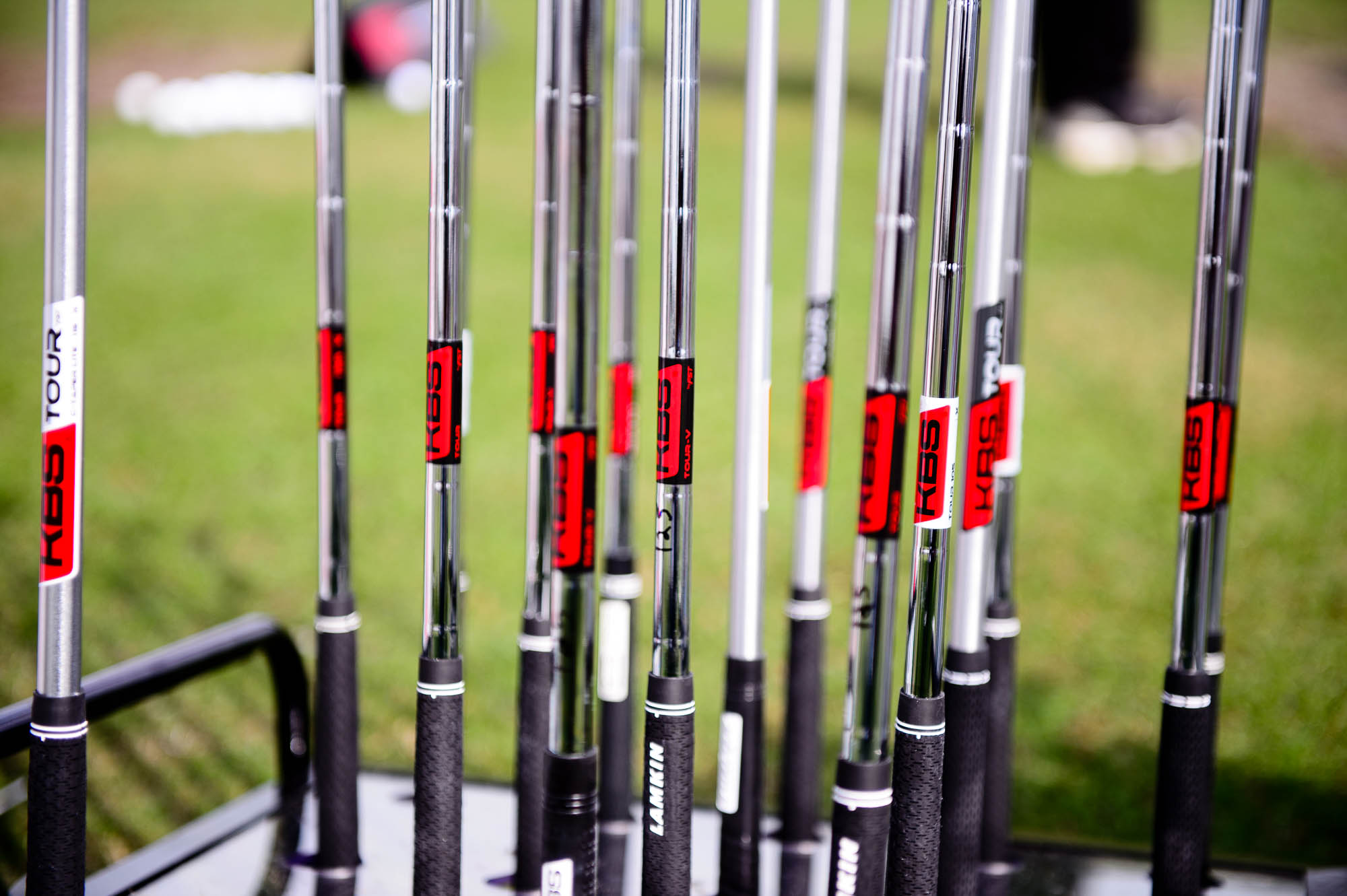 KBS iron and wedge shafts