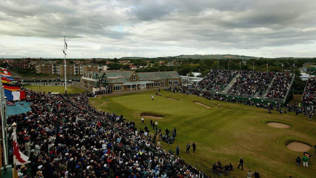 Royal Troon's past Open Champions