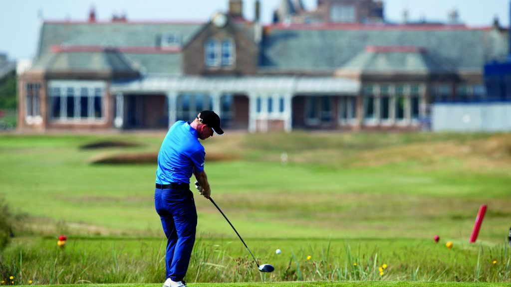 Taking on Troon: What's it like to play an Open venue?