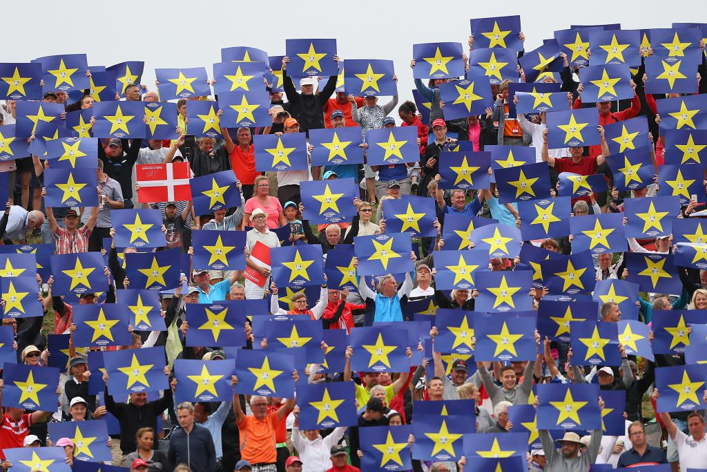 Europe's Ryder Cup team in full | National Club Golfer