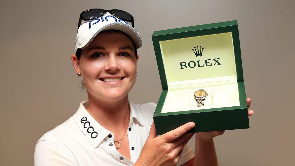 WITB: LPGA winner & Solheim Cup player Caroline Masson