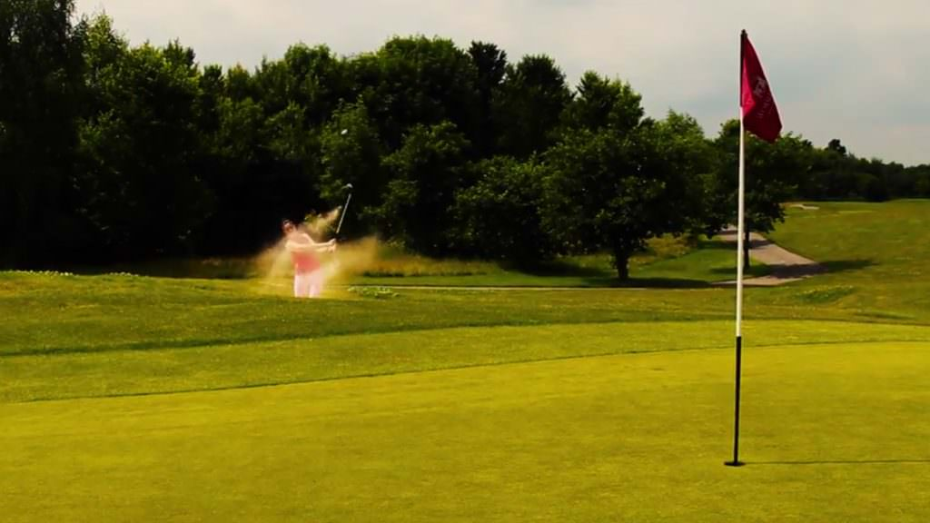 Tips: Get out of greenside bunkers