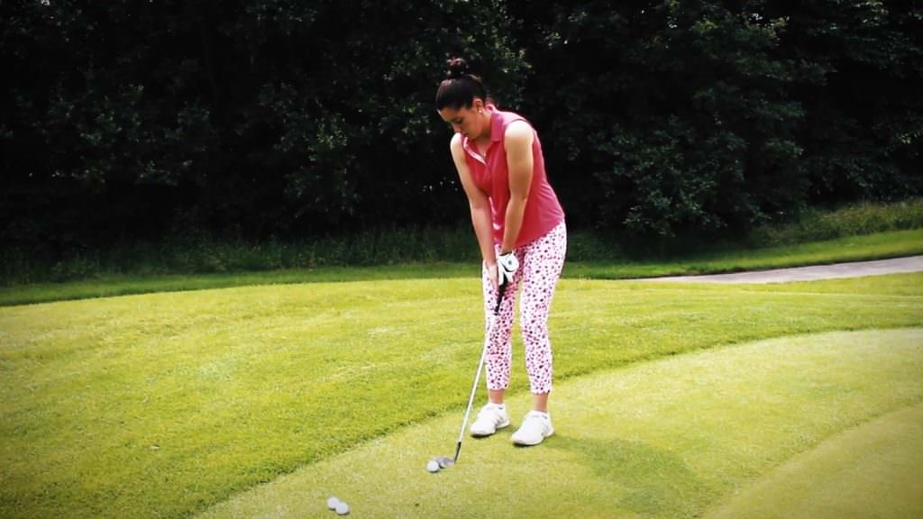Tips: Chipping confidently around the green