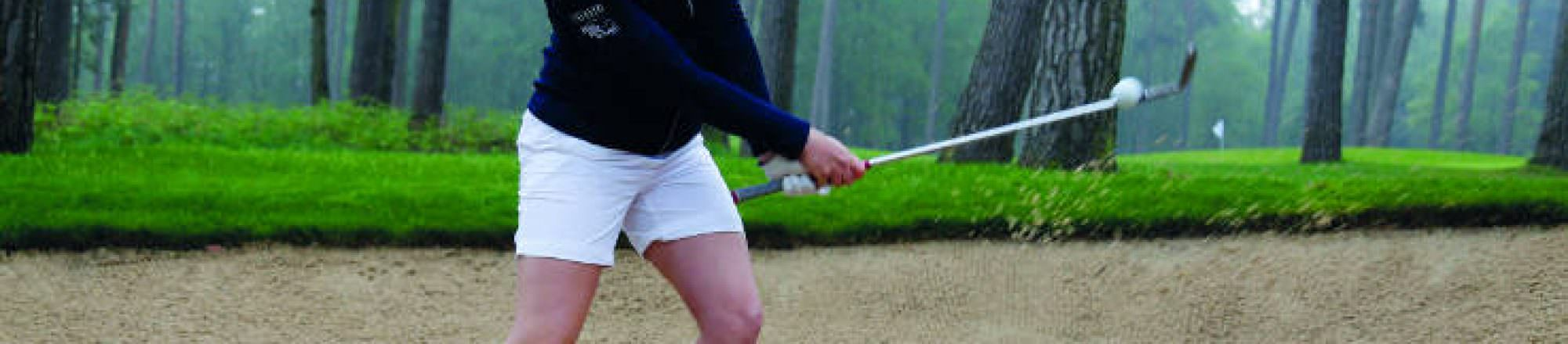 Short game special with Charley Hull: Stay wide & solid