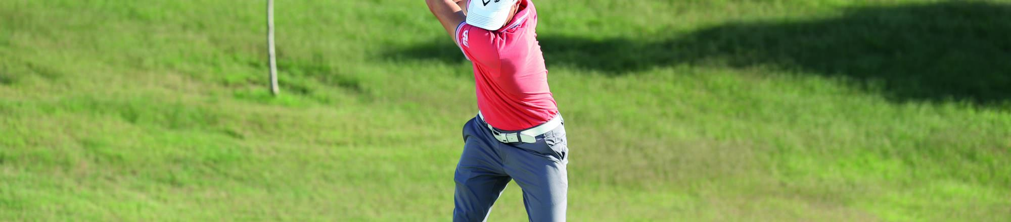 Swing Sequence: Alex Noren breaks down his moves