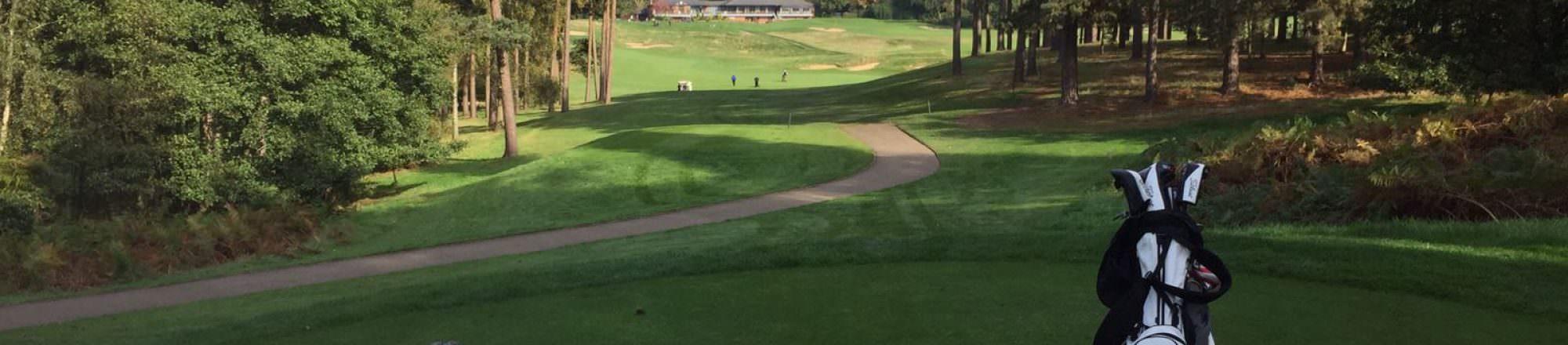 Played By NCG: Bearwood Lakes Golf Club