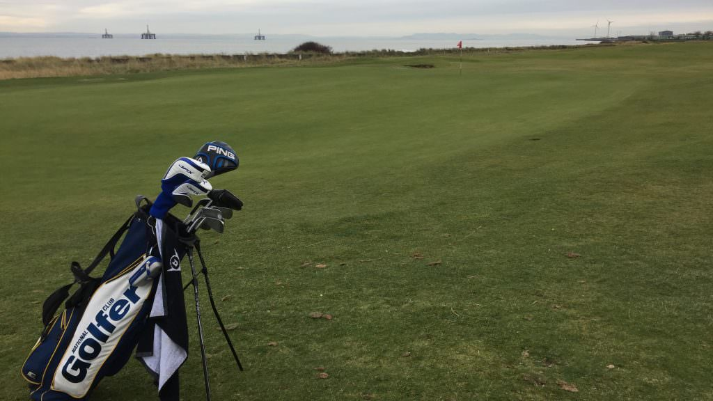 Played by NCG: Leven Links Golf Club