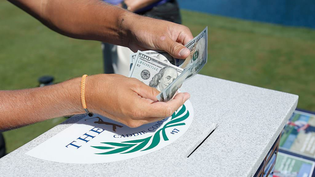 Golf in Numbers - Money in Golf