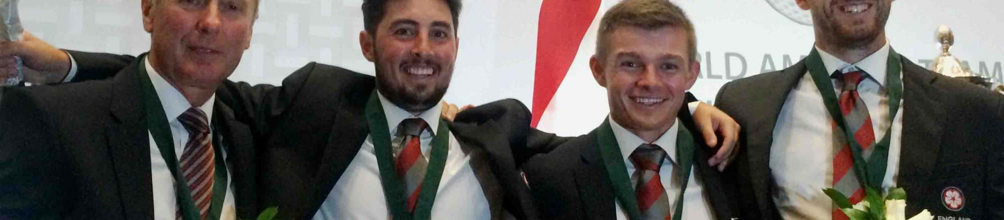 England Golf: NCG meets...Alfie Plant