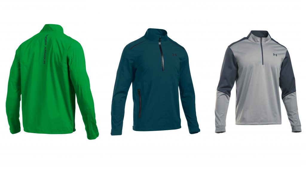 Equipment: New Under Armour winter golf gear unveiled