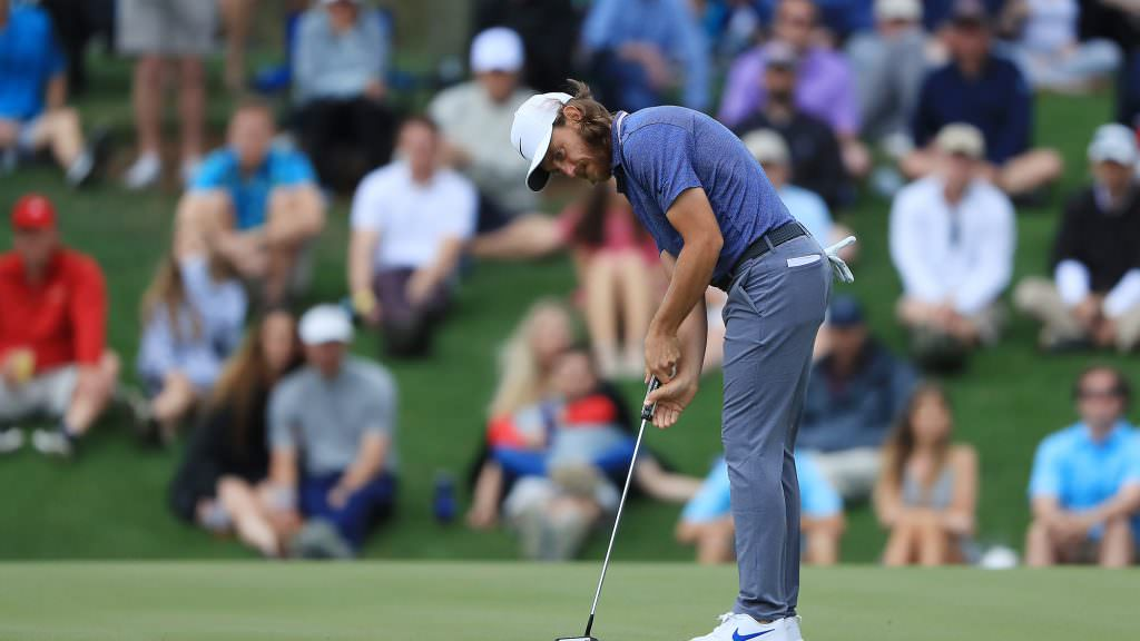 Tommy Fleetwood: Get your claws into it