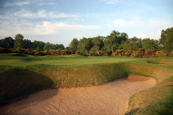 Woodhall Spa Hotchkin Course