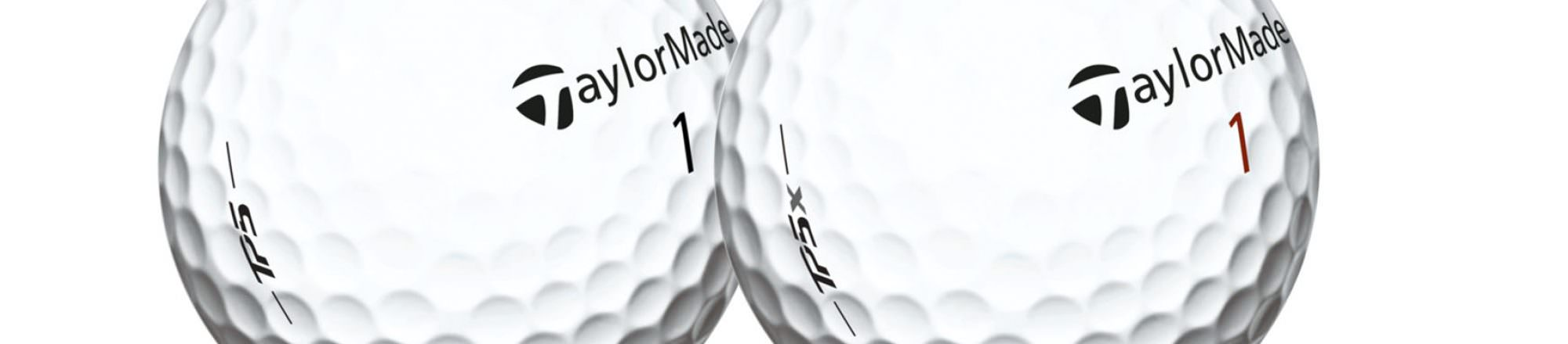 TaylorMade unveil new TP5 & TP5x golf balls