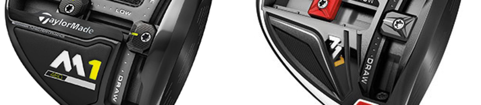 Equipment: TaylorMade 2017 M1 driver v TaylorMade 2016 M1 driver