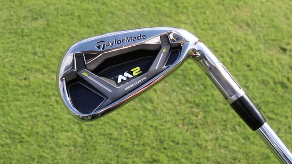 Equipment: TaylorMade 2017 M2 irons review - first hit