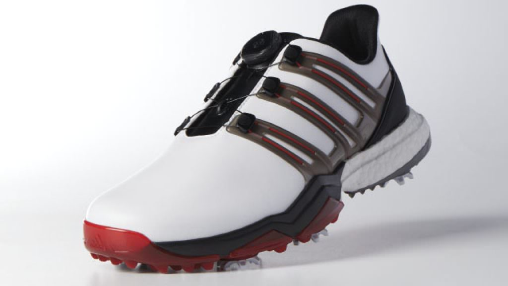 New Adidas Powerband Boa Boost golf shoe unveiled