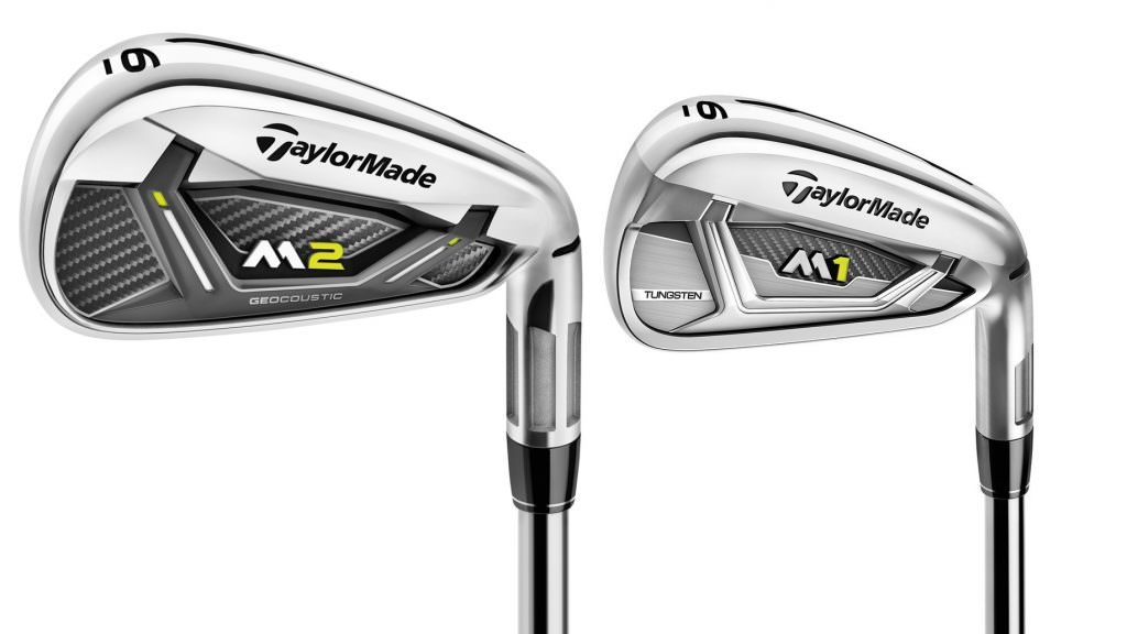 Equipment: New M1 & re-engineered M2 irons launched