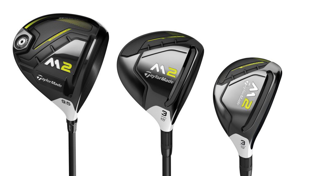 Introducing the new TaylorMade M2 metalwoods: What's new?