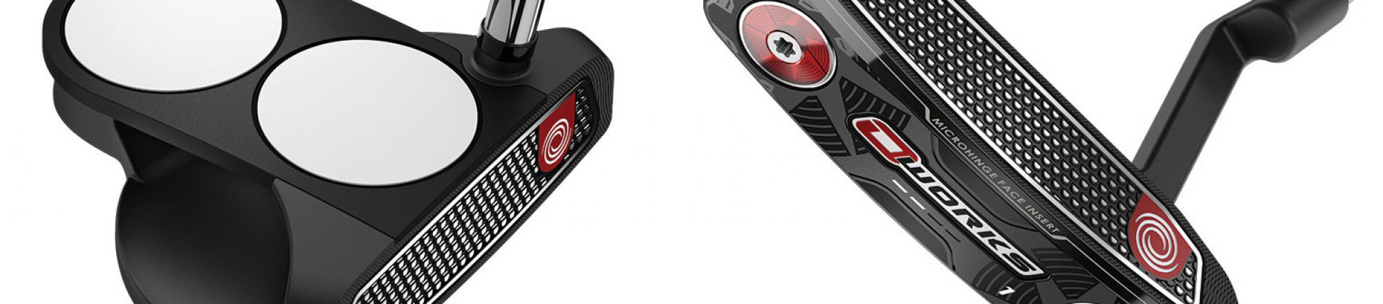 New Odyssey O-Works microhinge putters launched