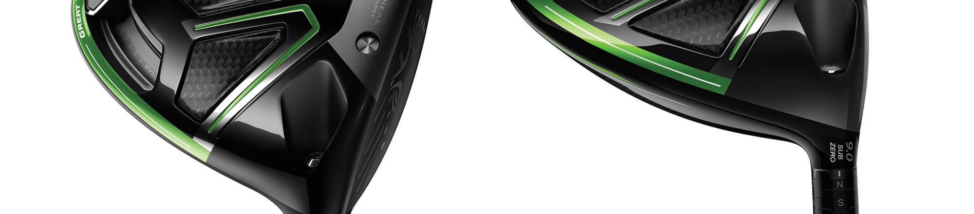 Callaway launch GBB Epic and Sub-Zero drivers