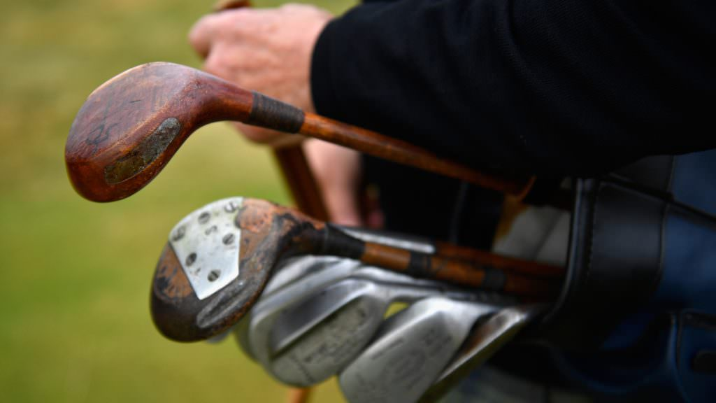 What's the oldest piece of equipment in your bag?