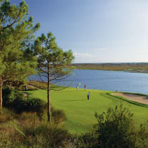 Golf in the Algarve: Dona Filipa