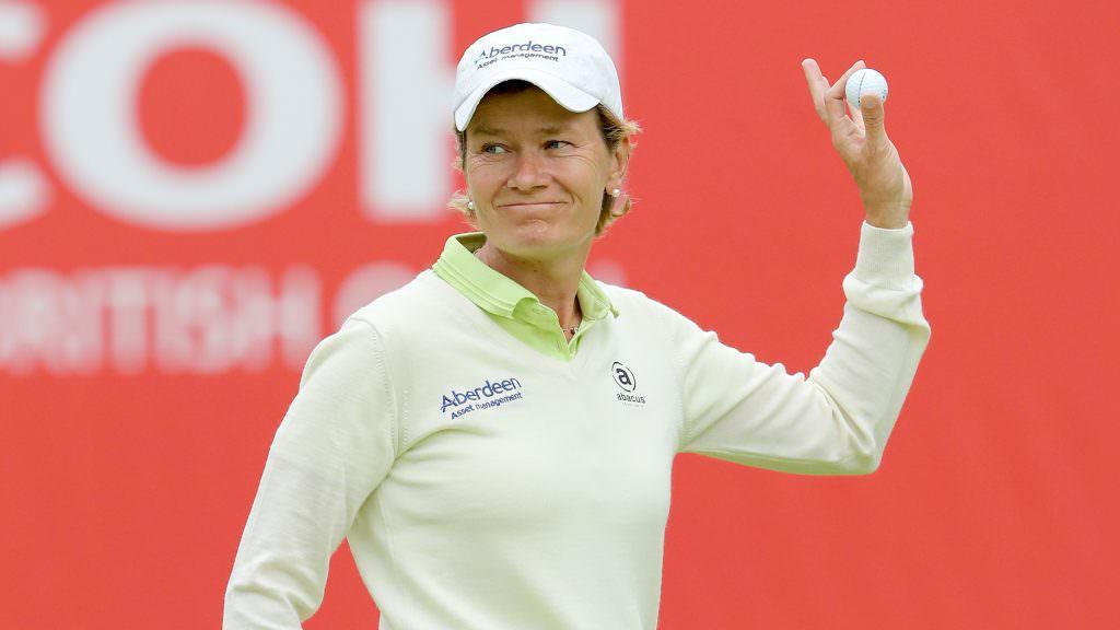 Catriona Matthew: From the badminton court to Women's British Open glory