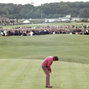 'It was just bad thinking': Sanders and that missed putt at St Andrews
