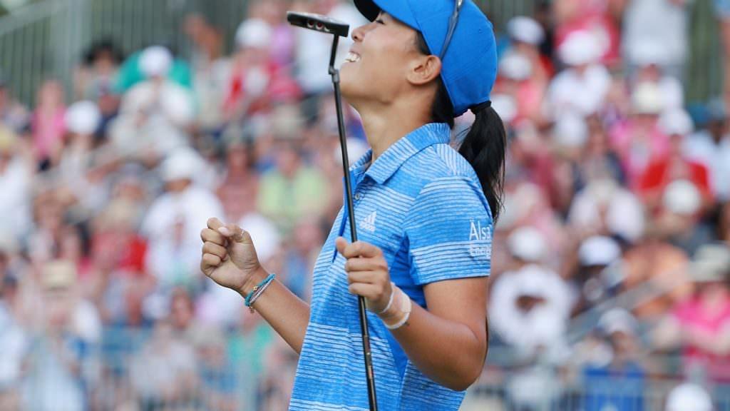 Kang surprises everyone with major breakthrough win