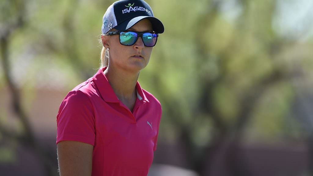 Anna Nordqvist on links golf, Kingsbarns and surviving without a coach