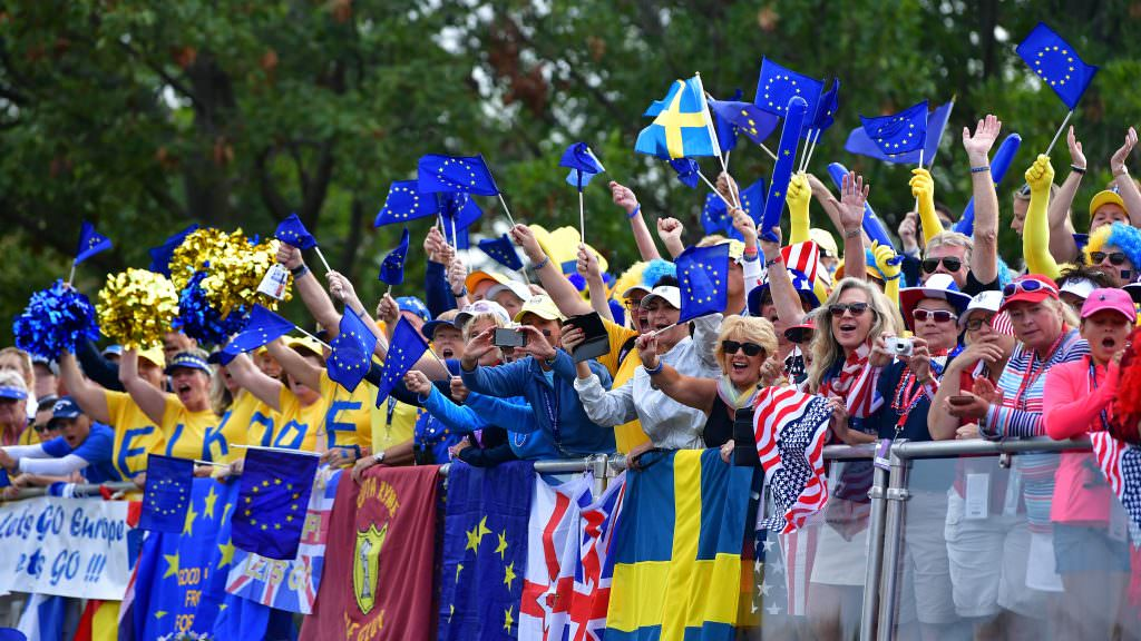 The real winner at the Solheim Cup? Women's golf