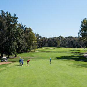 Golf in the Algarve: Penina Hotel and Golf Resort