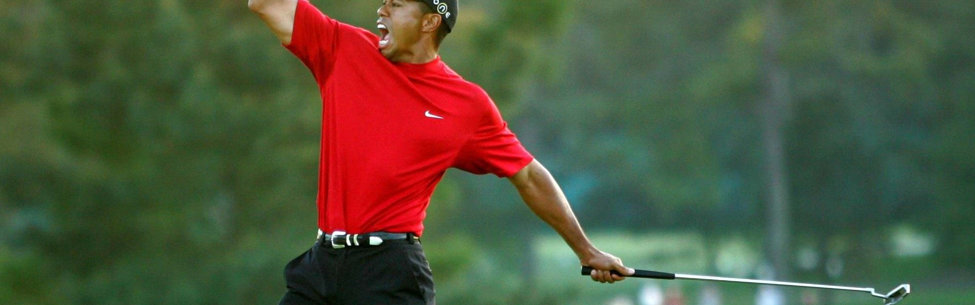 Quick 9: The most ridiculous Tiger Woods stats