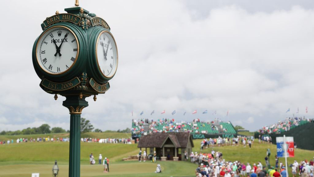 How much time should a round of golf take?