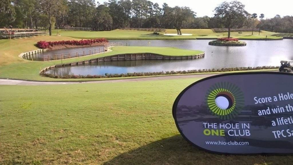 WIN: A membership to the Hole in One Club
