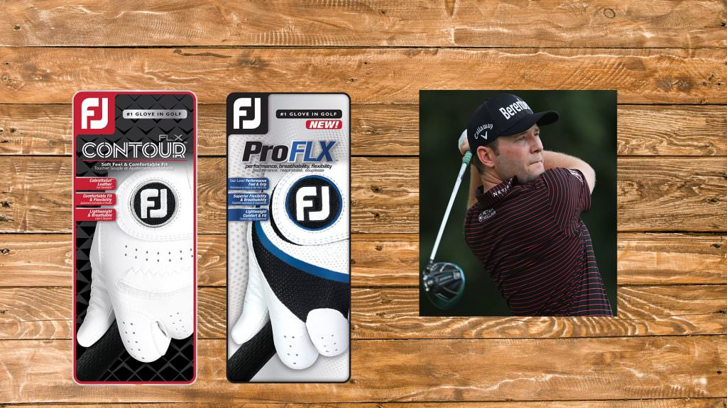 New FootJoy gloves and Callaway drivers spotted