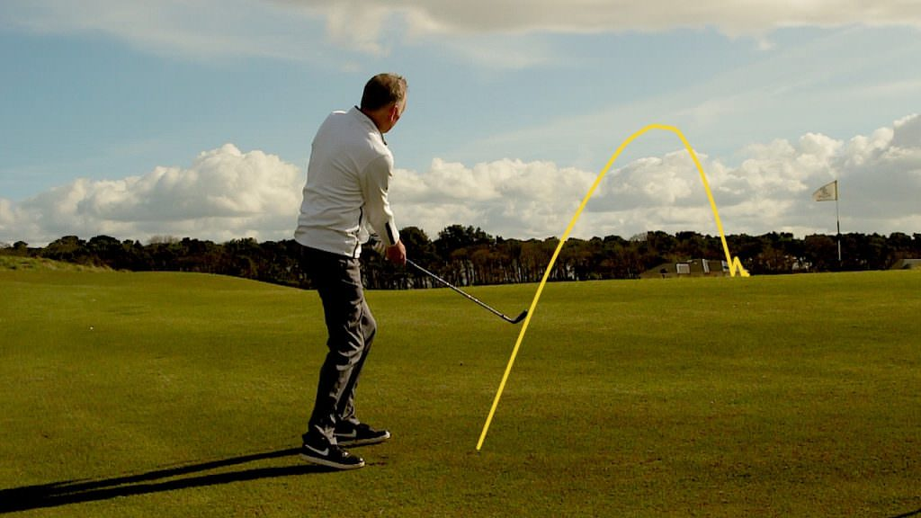 Gary Nicol's Short Game Secrets: Chipping on an upslope