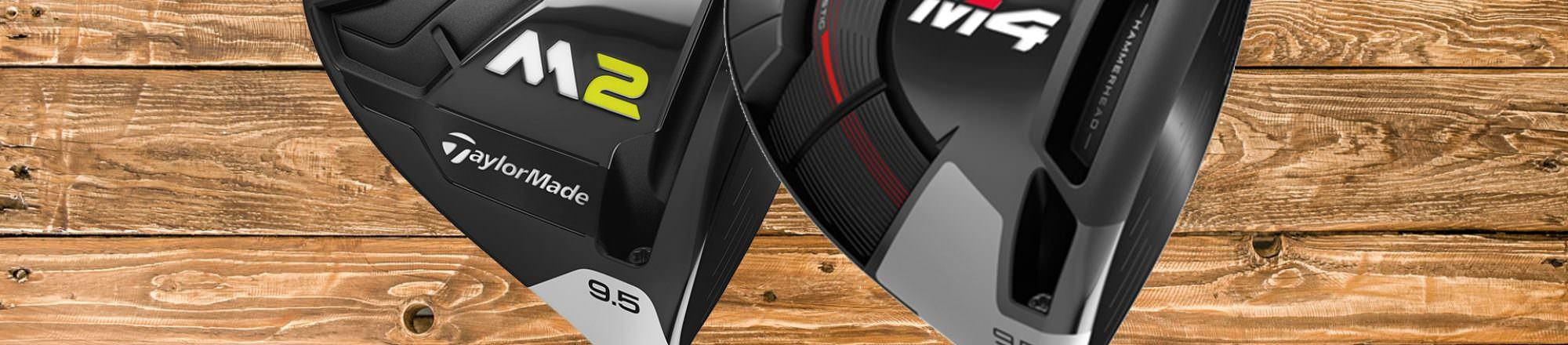 How did the TaylorMade M4 fare against the M2?