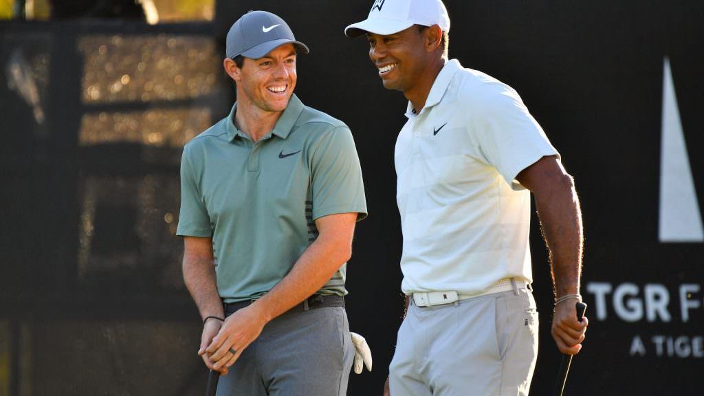 Would you rather Rory or Tiger win The Masters?