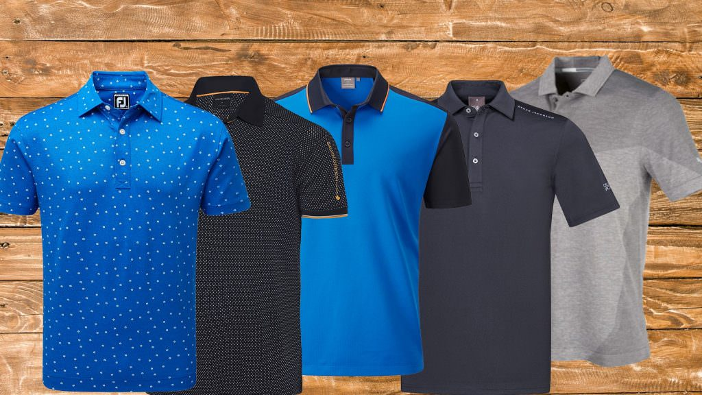 Look good, play good: The hottest polo shirts of 2018