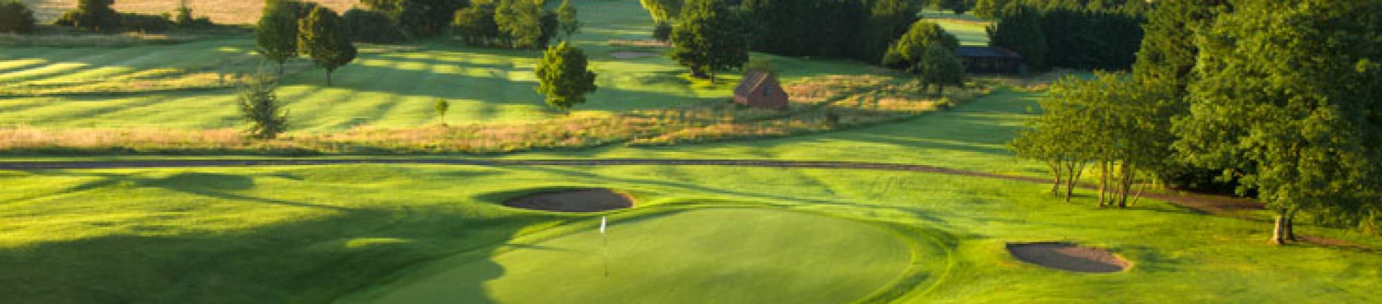 WIN: A Tewkesbury Park golf break worth £740