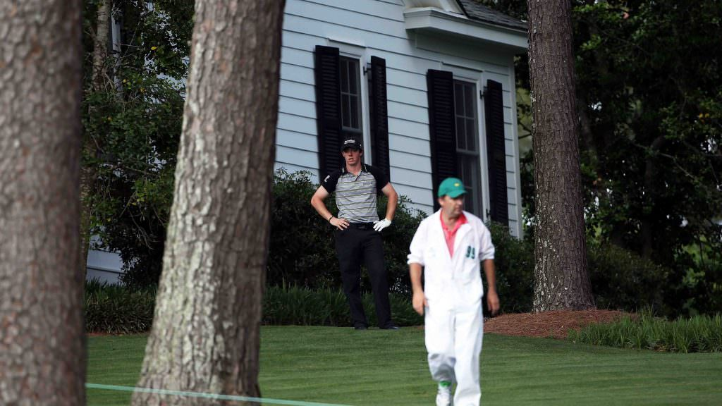 The one that got away: How McIlroy's Masters meltdown still haunts him