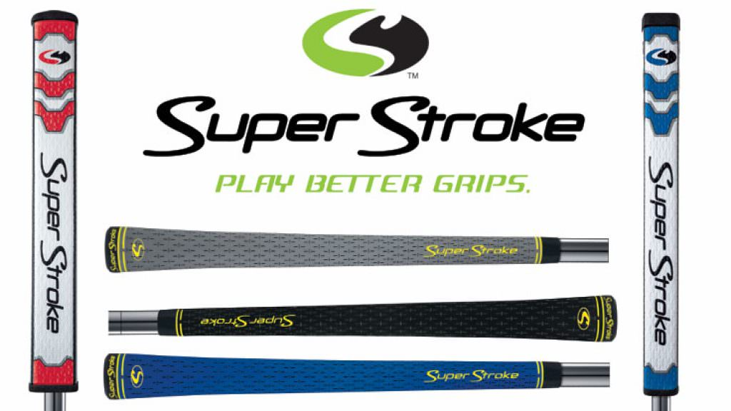 WIN: A full bag of SuperStroke grips