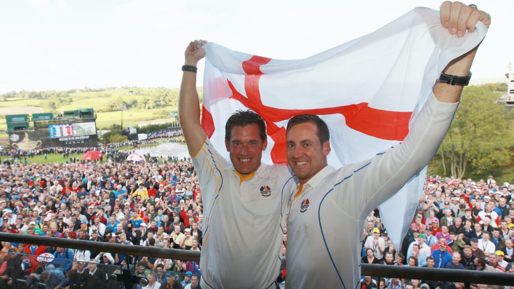 The best English golfers of all time