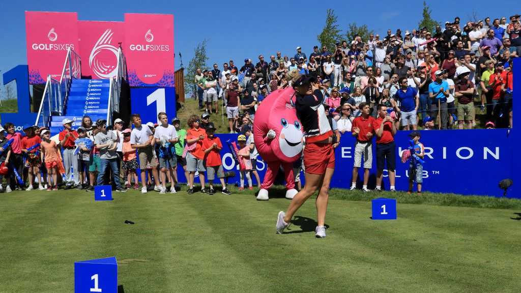 Why the Jordan Mixed Masters is just what golf needs