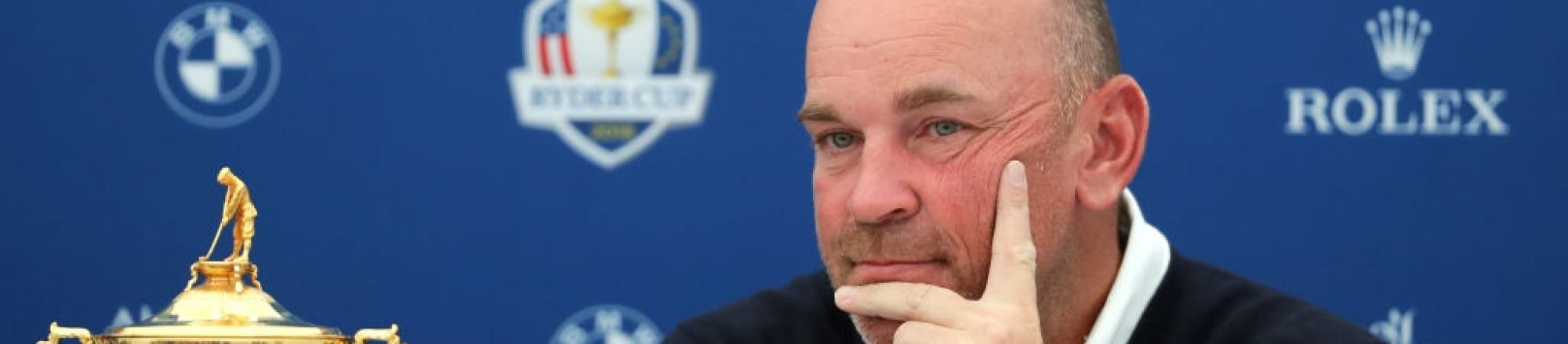 Bjorn names Ryder Cup vice-captains – and there are a couple of surprises